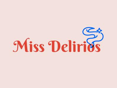 Miss Delirios logo