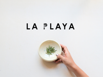 La Playa pottery studio.