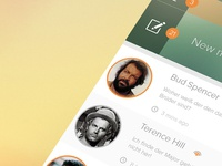 Message App - UI