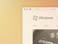 Windows Ui Concept