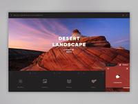 Weather Dashboard Desert
