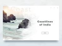 Coastlines Widget