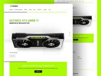 Geforce RTX 2080 white design