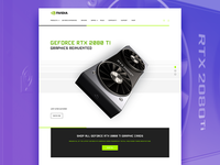 Geforce RTX 2080 white design - V2