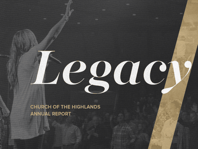 Legacy 16 church web report