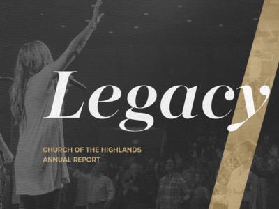 Legacy 16 church web report