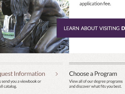 Learn About Visiting purple web education grid