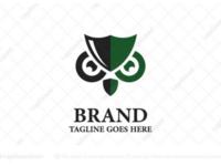 Shield Owl Logo