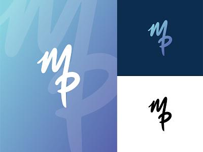 Personal Logo branding vector logo design illustration