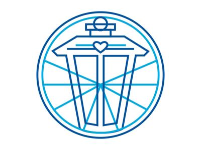Atlanta Beltline Give Light Campaign Logo