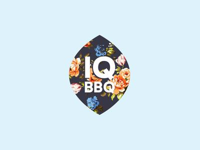 IQ BBQ Logo/Identity