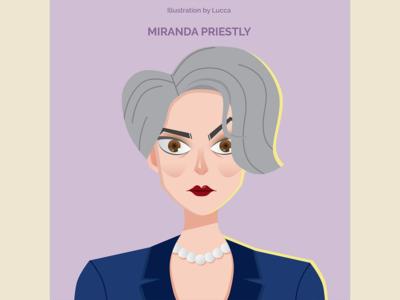 Miranda Priestly