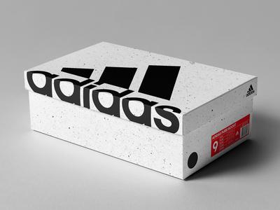 Adidas Shoebox Shop adidas shoeboxantonio brasko   dribbble   dribbble