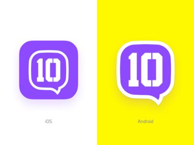 10 App Icon