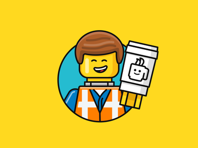 Lego Coffee