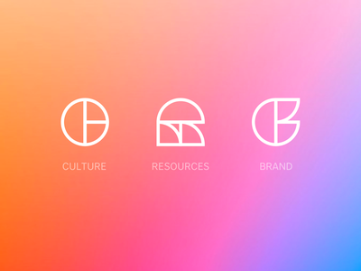 Culture | Resources | Brand icons core elements values brand resources culture nudds