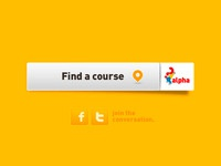 Find a course button