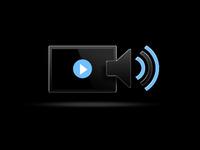 Video & Audio Media Icon