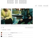 Kids of Dada - Post page