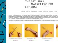 Saturday Market Project
