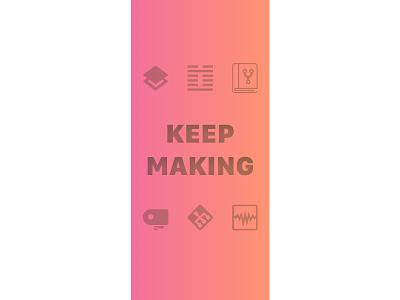 Personall Wallpaper (Mobile edition) background wallpaper branding