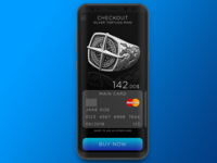 Daily UI #2 _ Credit Card Checkout