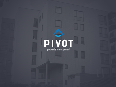 Pivot Logo logo branding identity wierstewart