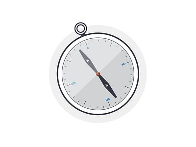 Compass Illustration compass illustration web design wierstewart