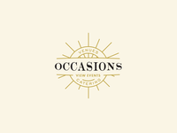 Occassions Badge