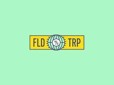 The Fieldtrip wierstewart design branding logo
