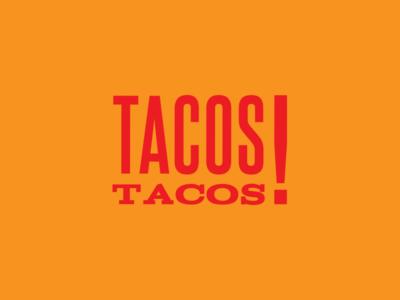 Tacos Tacos Logo