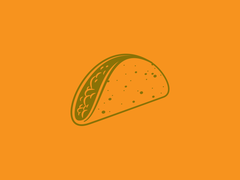 Taco Illustration design branding illustration tacotaco! taco