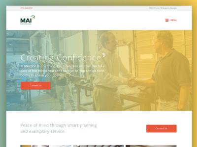 MAI - Web Design