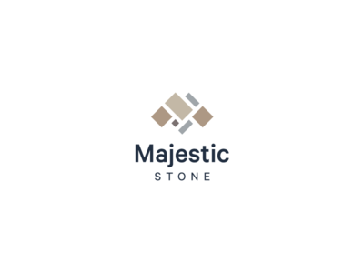 Majestic Stone Logo