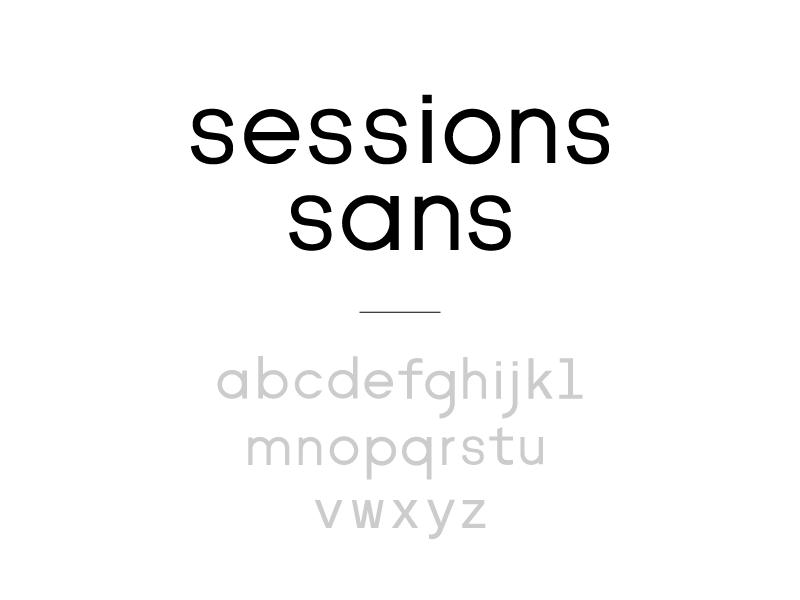 Sessions Sans 29 type