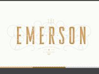 Emerson Main Logo