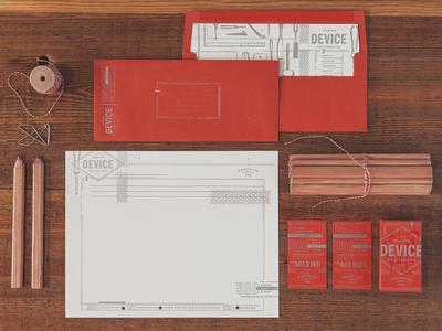 Device Creative Collaborative Branding