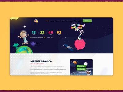 Igre Bez Granica Website