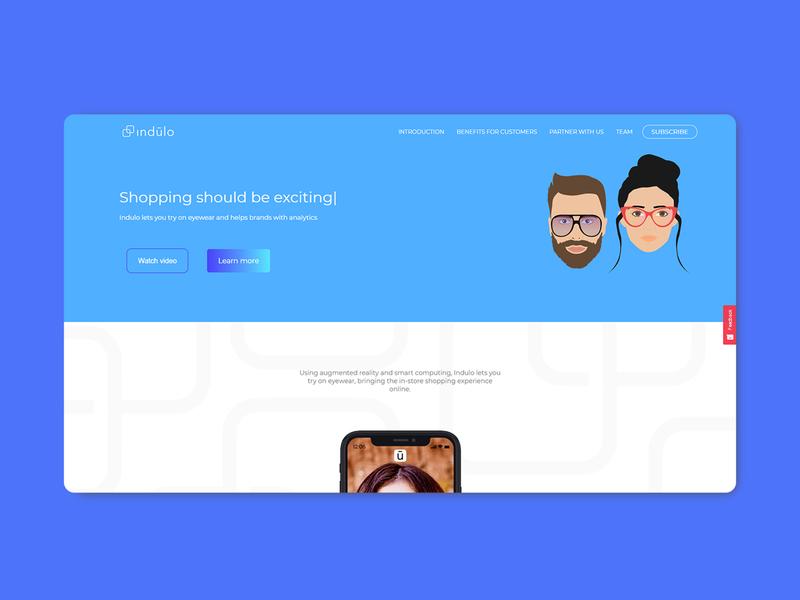 Indulo Website codeit wordpress website webdesign