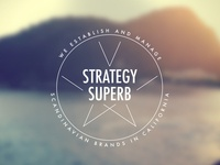Strategy Superb Logo