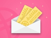 Santa came early this year - Dribbble invites!