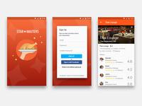 Waiters App