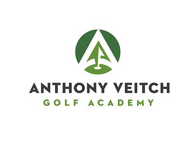 Golf Academy Logo golf logo branding