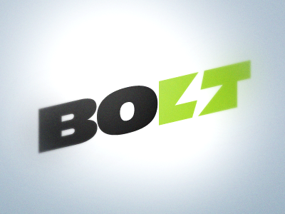 Bolt logo wordmark