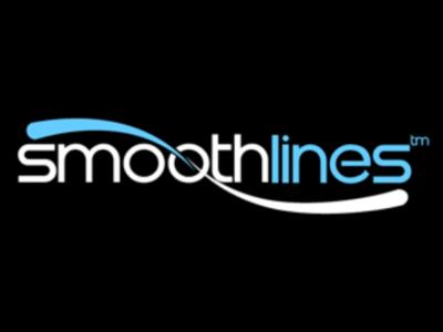 Smoothlines logo design