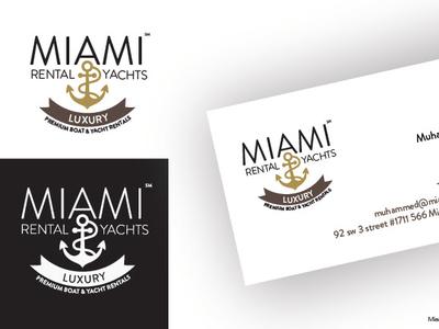 Collage Miami Rental yachts logo