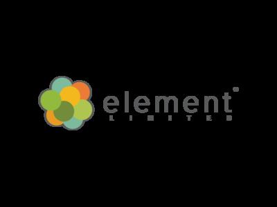 element limted logo design