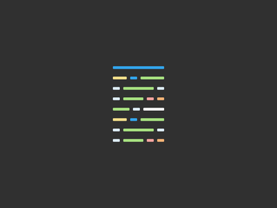 Code Snippet ui code snippet illustration simple