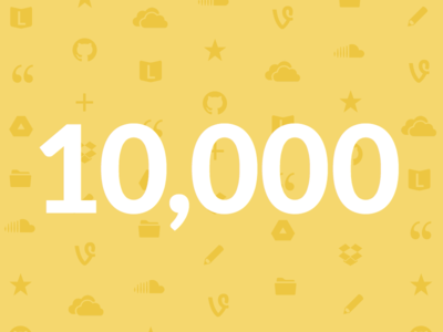 10,000 Amazing People <3 liberio users illustration pictos
