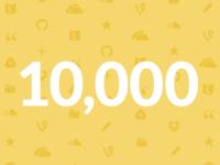 10,000 Amazing People <3